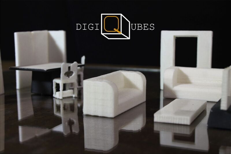 "Brian van der Kooij | DigiQubes - ""Designing together by means of an accessible 3D-tool"""