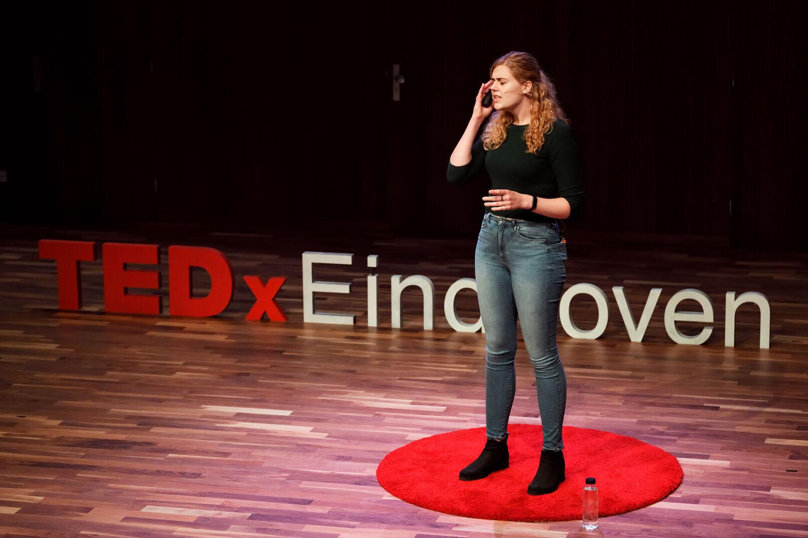 BvOF 2018_0605_KG license TUe - TUe TEDx Pitch Event - Simone van den Broek