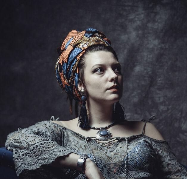 Camilla Blue
