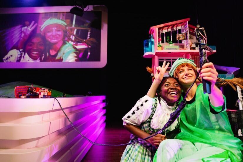 De kinderhelden van nu: 'Heidi Pippi Sissi Ronnie Barbie'