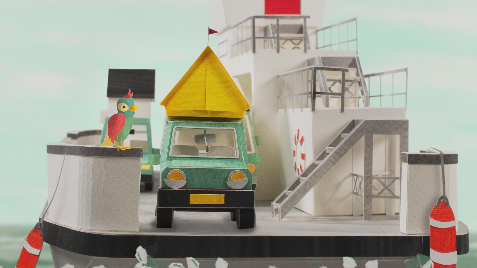 Debuut 'Tourist Trap' door Vera van Wolferen op NFF