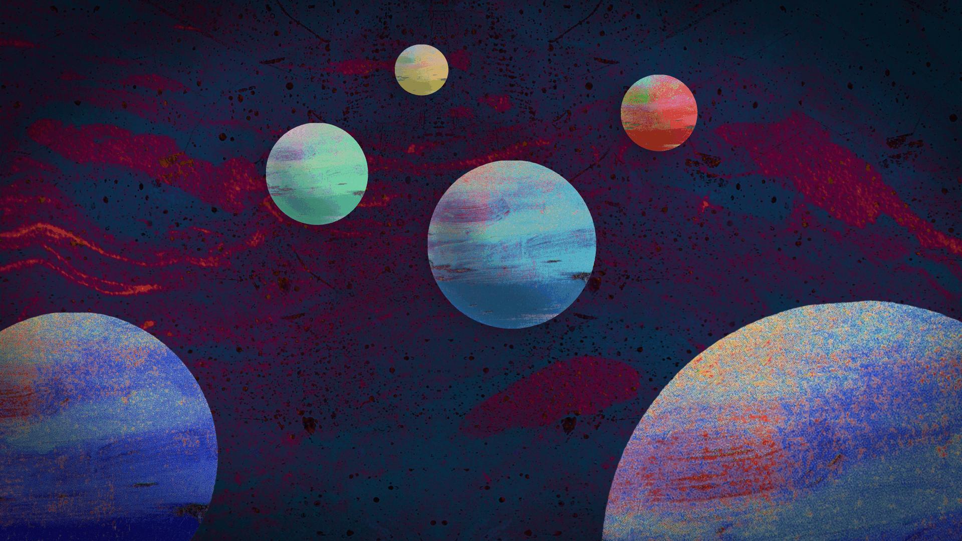 Expo // Dreamscape door Iris Frankhuizen