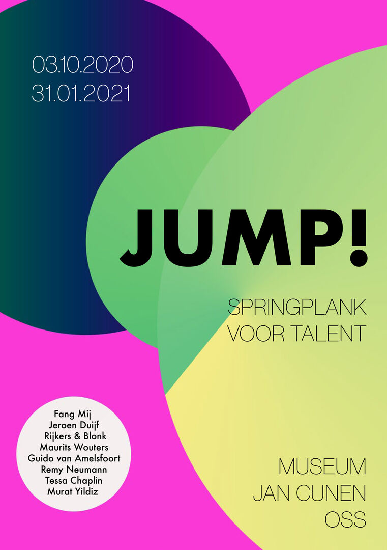 Expositie jump! bij Museum Jan Cunen