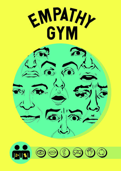 "Guntra Laivacuma | Empathy Gym. ""Practise makes perfect: improving empathic skills"""