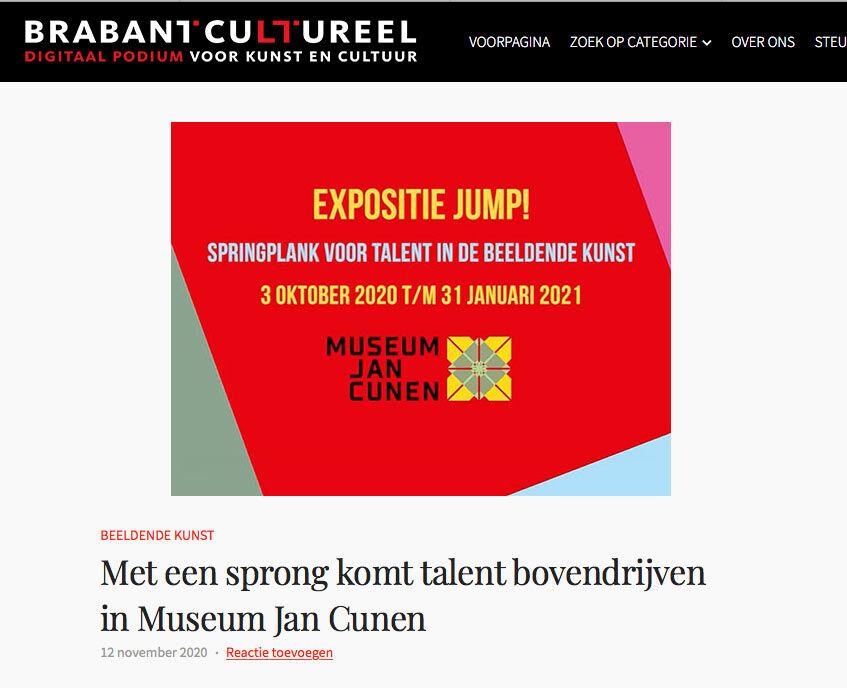 Jump! op Brabant Cultureel