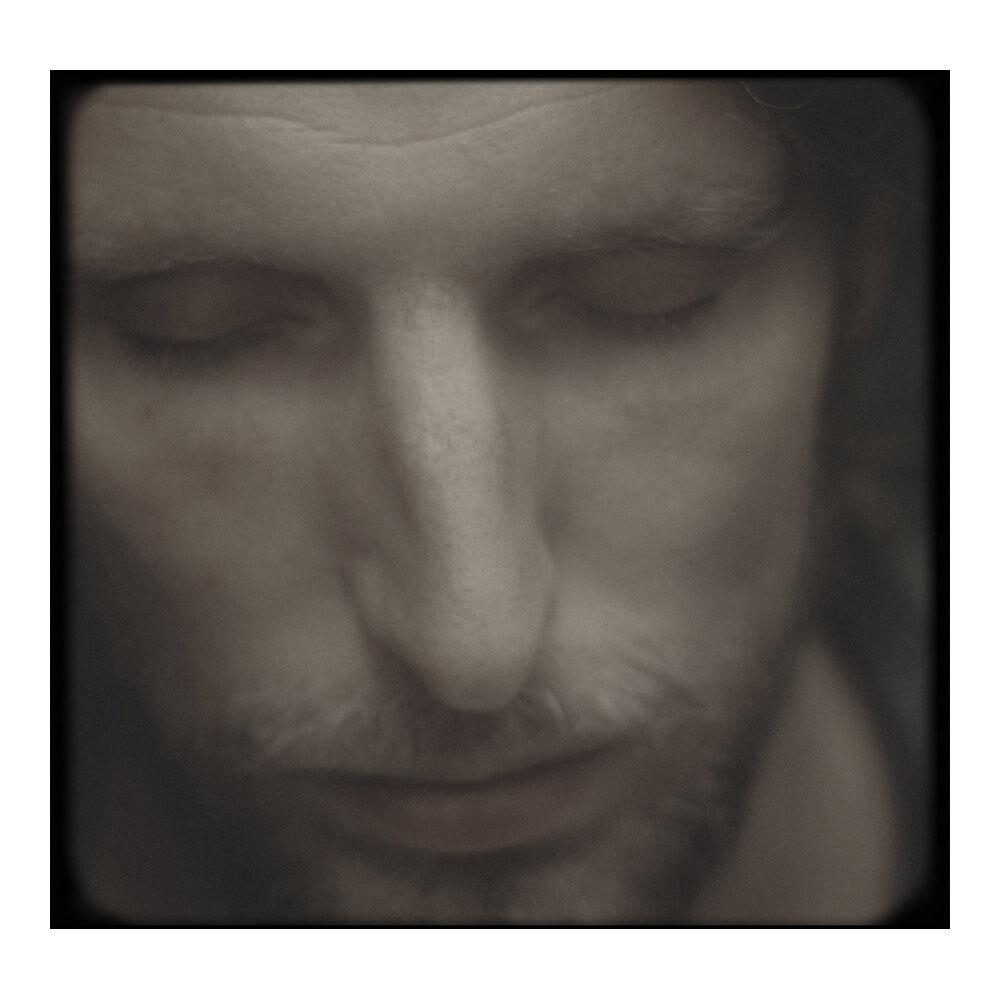 Maurits Wouters, Daydreaming, 150 x 143 cm, inkjet op mat papier, dibond met beschermingsglas, 2021
