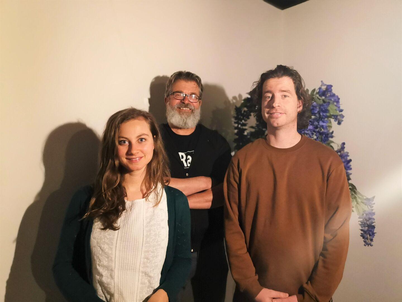 MEST podcast: Hub! #1 met Sanne en Bartho