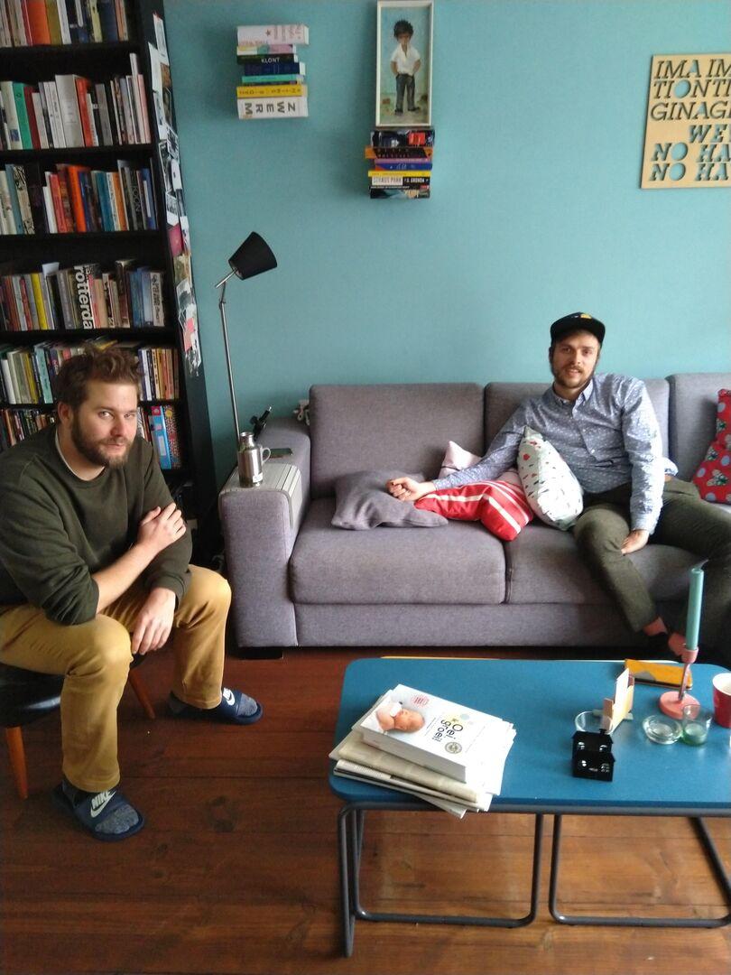 MEST podcast: Hub! #5 met Sandro en Dennis