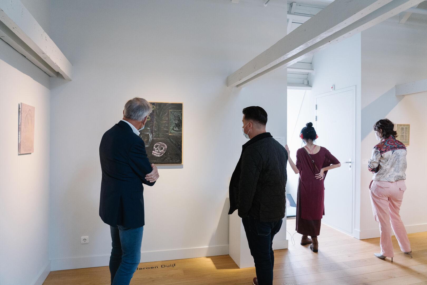 Museum Jan Cunen_opening_3oktober2020_Fotograaf_Almicheal_Fraay-48