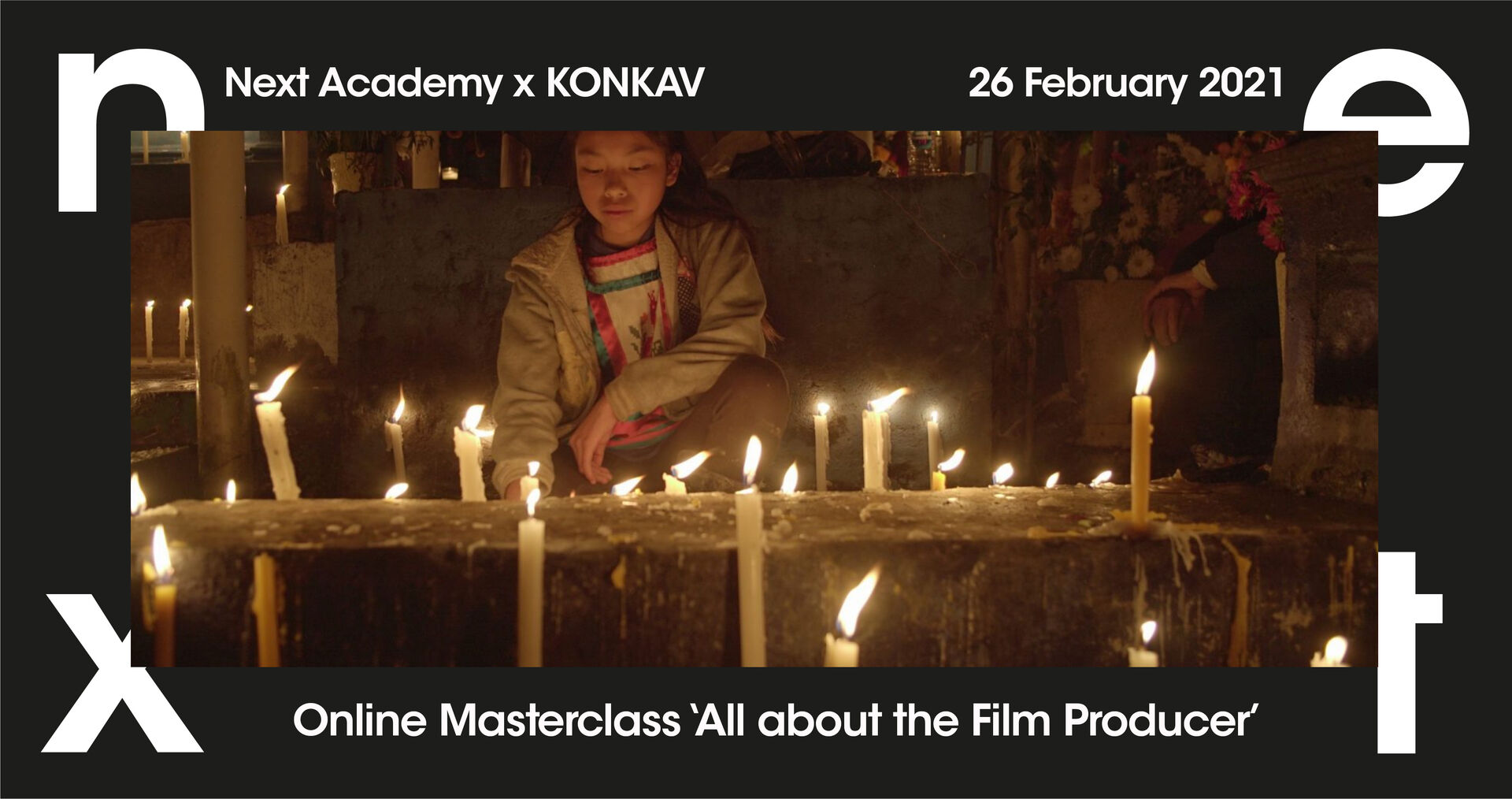 Online masterclass 'All about the Film Producer'